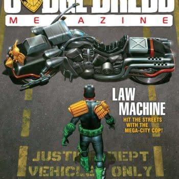 Swipe File: Judge Dredd And Akira