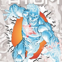 DC Comics Cancels Captain Atom In September