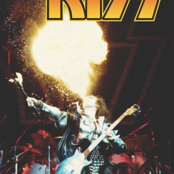 KISS #1 Sells Out Of 24,000 Print Run For IDW