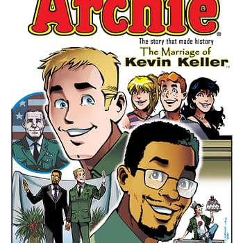 Archie Comics Reprints Gay Marriage Issue As A San Diego Comic Con Exclusive