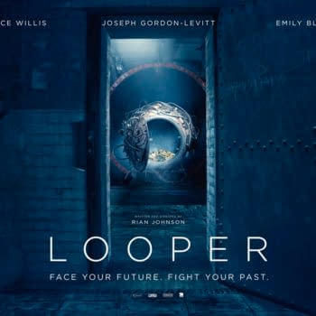 A Time Travel Crime Story – The First Of This Week's Two Extended Looper Trailers