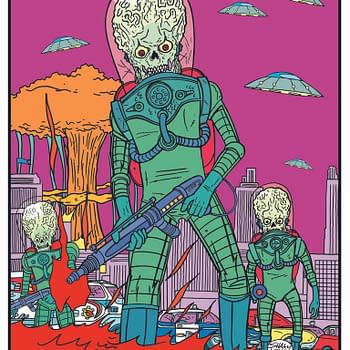 Your Weekly Shaky &#8211 Mars Attacks