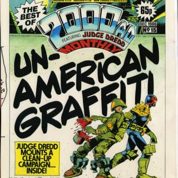 2000AD, Stripped