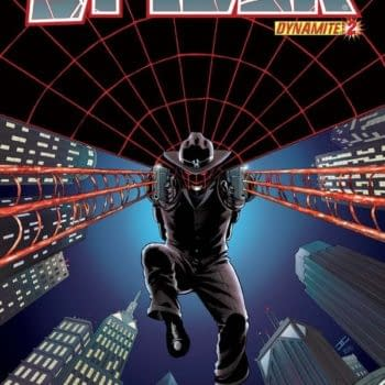 The Spider #2 Extended Preview And Other Dynamite Peeks