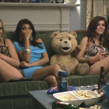 Bleeding Cool Enjoy Seth MacFarlane's Ted In The Moment, And Won't Sleep On it
