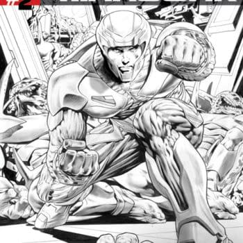 X-O Manowar #2 Sells Out Of 23,000 Print Run, Goes To Second Print