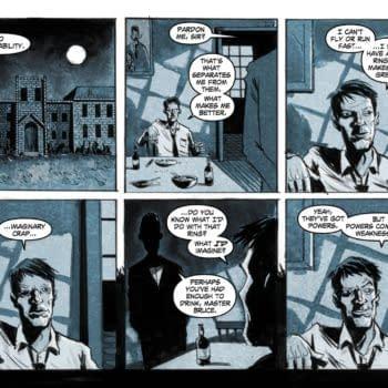 Damon Lindelof Shows Us The One Man Who Beat Batman