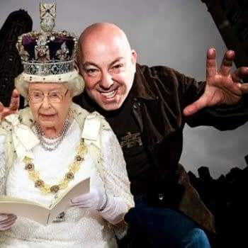 The Queen Continues Her Assault On Comics In The UK
