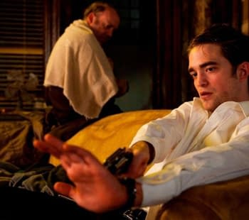David Cronenberg And Robert Pattinson Discuss Cosmopolis And The Occupy Movement With Bleeding Cool