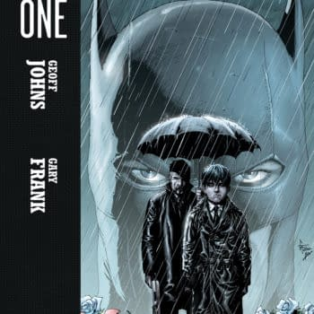 Preview: Earth One Batman by Geoff Johns and Gary Frank