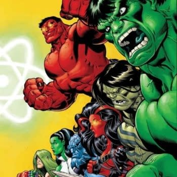 Marvel Now To Relaunch Hulk As Hulk And The Agents Of Smash?
