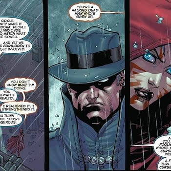 A New Phantom Stranger Comic From Dan DiDio And Brent Anderson