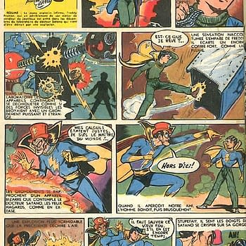 Asterix Co-Creator Uderzos Early Work To Be Collected Including Captain Marvel Before He Is Angoulême Guest Of Honour