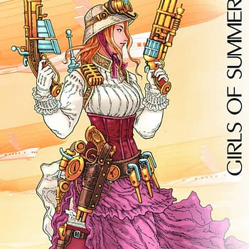 Antarctic Steampunk Girls Become Summer Girls &#8211 And More Ch-Ch-Changes