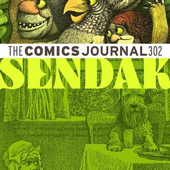 When Maurice Sendak Wanted To Blow Up President Bush