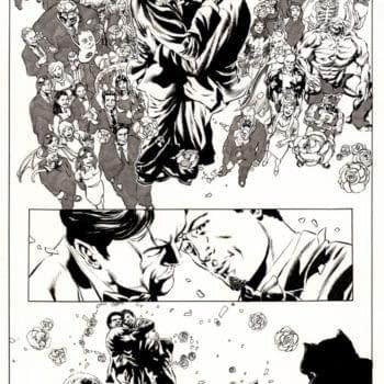 That X-Men Gay Wedding Scene Hits eBay