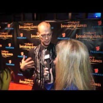 SDCC Video: Grace Randolph Talks To Doug Jones About Comedians Vs Aliens In Ben Stiller's The Watch