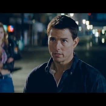 Video: Jack Reacher Author Lee Child Defends The Casting Of Tom Cruise