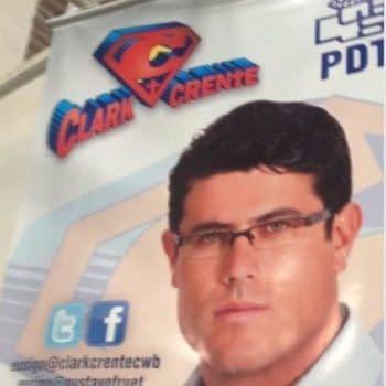The Brazilian Superman Running For Office