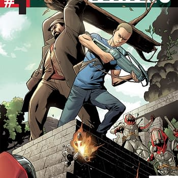 Archer And Armstrong Sells Out 26000 Print Run And X-O Manowar Goes To Fourth Print