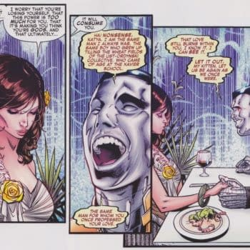Fourteen Thoughts About Fourteen Comics – Wolverine & The X-Men, Axe Cop, X-Treme X-Men, Astonishing X-Men, Prophet, The Manhattan Projects, Eternity, Justice League Dark, Crossed, Comedian, Debris, X-Treme X-Men, Avengers, And Hit-Girl