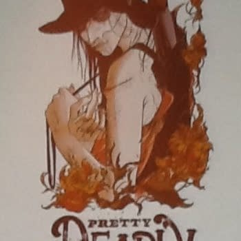Image Comics Announces Kelly Sue DeConnick And Emma Rios' Pretty Deadly