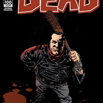 383612 Issues Is Not Enough &#8211 Walking Dead #100 Gets A Second Print