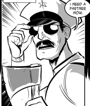 Swipe File: Matches Malone And Axe Cop
