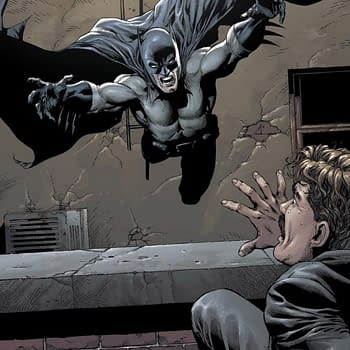 Batman: Earth One Volume 2 By Geoff Johns And Gary Frank Will Feature Batman Becoming A Detective And The Riddler