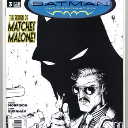 Batman Inc #3 Hits $30 On eBay