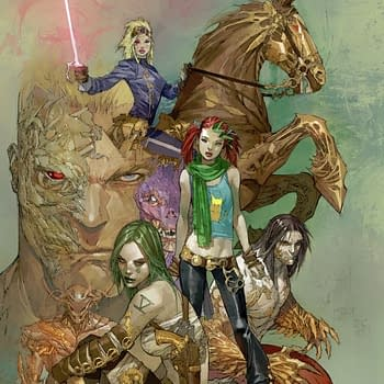 Top Cow Brings Back Cyber Force With Kickstarter &#8211 For Free