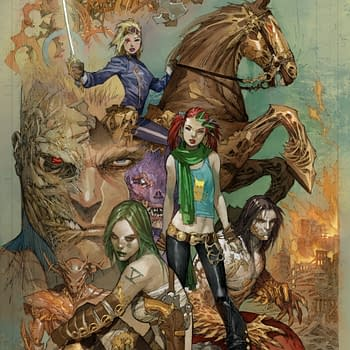 Your Free Copy Of Cyberforce #2