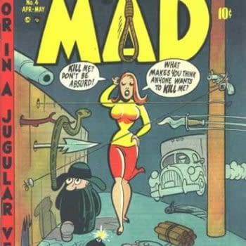 IDW Gets Mad About DC Comics: First DC Artist's Edition Will Feature Classic Mad Art From Wolverton, Kurtzman, Elder, Wood, And More