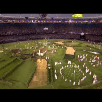 An Attempt At A Glossary For Americans Watching The Olympic Opening Ceremony
