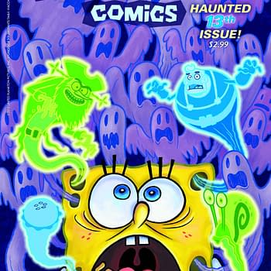 Steve Bissette Returns To Comics With Spongebob Squarepants