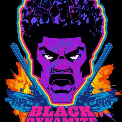 Swipe File: Black Dynamite and Adjust Your Color