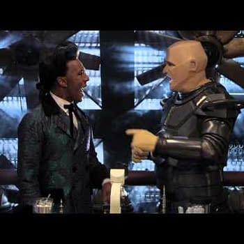 New Red Dwarf X Clip Demonstrates Some Entanglement