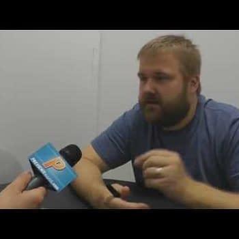 The Diamond YouTube Comic Con Interviews That Nobody Has Seen