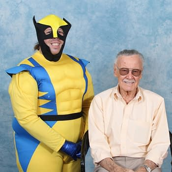 Saturday Runaround &#8211 Stan With Cake With Wolverine Without Clothes