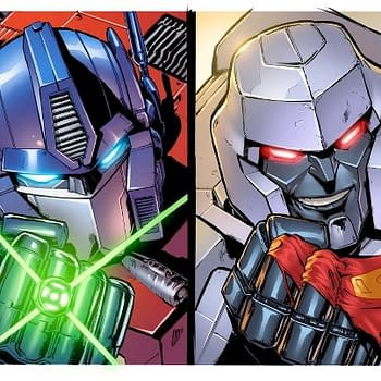 Thursday Trending Topics: Optimus Prime Could Have Been A Green Lantern
