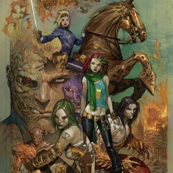 Marc Silvestri Interview on Cyber Force