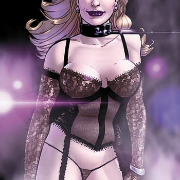 Diamond Comics Bans Black Kiss 2 In Britain Permanently For Fear Of Customs