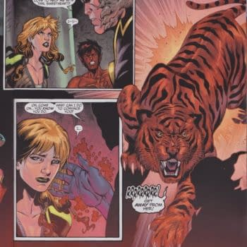 The Week In Tigers (Featuring Tiger Spoilers)