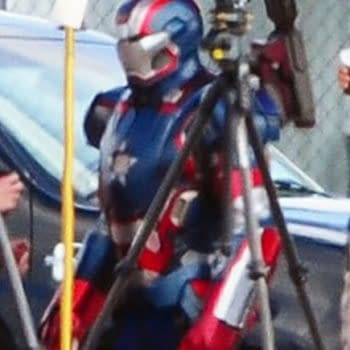 Iron Patriot To Appear In Iron Man 3 After All?