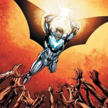 Judd Winick Walks Off Batwing, Leaves DC Comics, For Now