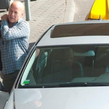 Photos: Mary Elizabeth Winstead Filming Her Part In The New Die Hard Film