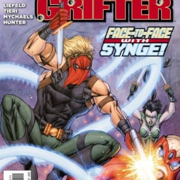 Marat Mychaels Jumps On Grifter Full Time. And Rob Liefeld Tells Tales.