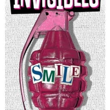 The Invisibles Omnibus Hardcover Will Be Sewn, Will Be One Volume
