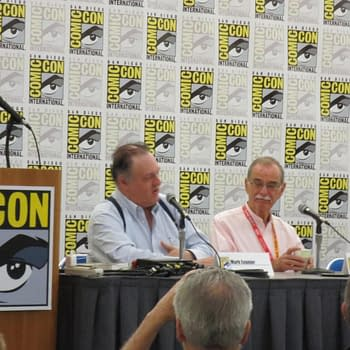 The Jack Kirby Tribute Panel Of San Diego