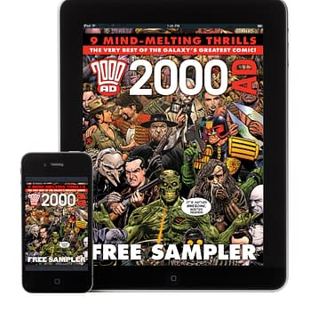 The 2000AD Day-And-Date Digital Experience